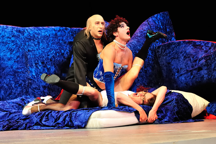 The Rocky Horror Picture Show - © Theater Ingolstadt (Choreographie) - Bernd Sigl